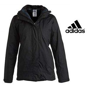 Adidas® Casaco Outdoor Jacke Doppel Black