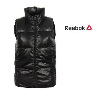 Reebok® Colete Full Zip Black
