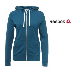 Reebok® Casaco Elements Full Zip Blue