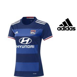Adidas® Camisola Olympique Lyon Oficial Women | Tecnologia Climalite®