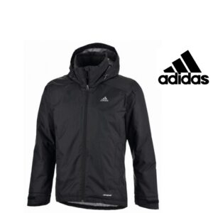 Adidas® Casaco Hiking Wandertag Padded Black | Tecnologia Climaproof®
