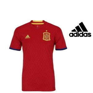 Adidas® Camisola Espanha Oficial Euro 2016 Junior| Tecnologia Climacool®