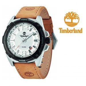 Relógio Timberland® Thetford Silver | 10ATM
