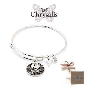 Pulseira Chrysalis® Chalice | Silver | Tamanho Adaptável | Com Caixa ou Saco Oferta