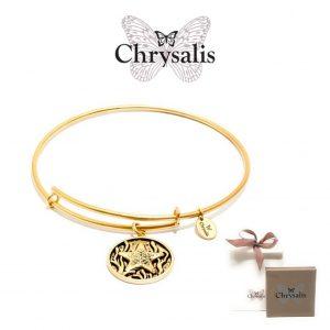 Pulseira Chrysalis® Starfish | Gold | Tamanho Adaptável | Com Caixa ou Saco Oferta