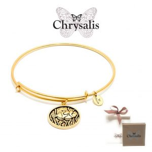 Chrysalis® Fish Bracelet | Gold | Adaptive Size | With Box or Bag Offer