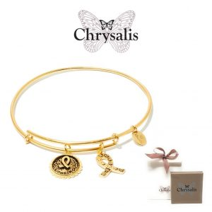 Chrysalis® Cousin Bracelet | Gold | Adaptive Size | With Box or Bag Offer