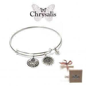 Pulseira Chrysalis® Granddaughter | Silver | Tamanho Adaptável | Com Caixa ou Saco Oferta