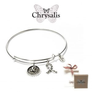 Chrysalis® Cousin Bracelet | Silver | Adaptive Size | With Box or Bag Offer