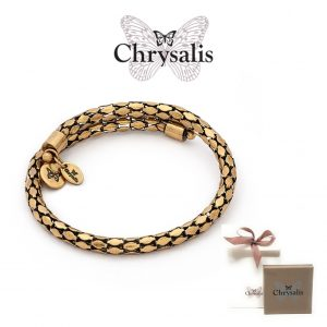 Chrysalis® Bohemia Bracelet | Gold | Adaptive Size | With Box or Bag Offer