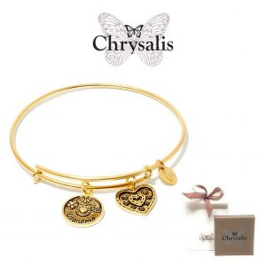 Chrysalis® Grandma Bracelet | Gold | Adaptive Size | With Box or Bag Offer