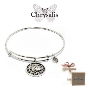Chrysalis® Fish Bracelet | Silver | Adaptive Size | With Box or Bag Offer