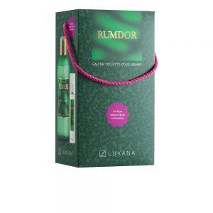 Conjunto de Perfume Homem Rumdor Luxana (2 pcs)