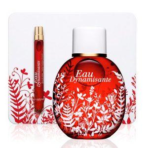 Conjunto de Perfume Mulher Eau Dynamisante Clarins (2 pcs)