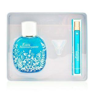 Conjunto de Perfume Mulher Eau Ressourçante Clarins (2 pcs)