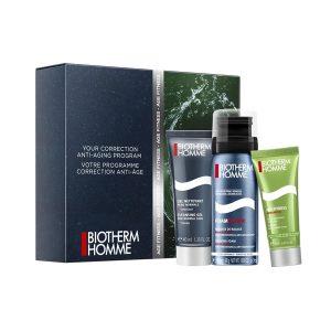 Conjunto de Cosmética Homem Age Biotherm (3 pcs)
