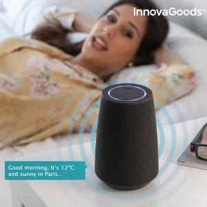 Hey Siri - Ok Google | Coluna Bluetooth Inteligente Assistente de Voz mediante SIRI e GOOGLE ASSISTANT