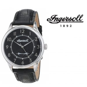 Relógio Ingersoll ® Harry Clifton Black | 3ATM