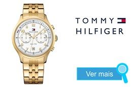 Relógios Tommy Hilfiger ®