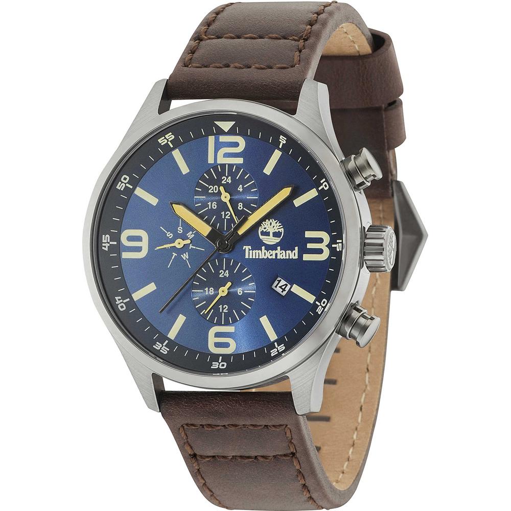 d4436c6de89 Relógio Timberland® Rutherford Brown ...