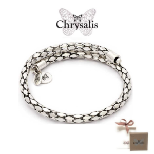 Chrysalis® Bohemia Bracelet | Silver| Adaptive Size | With Box or Bag Offer