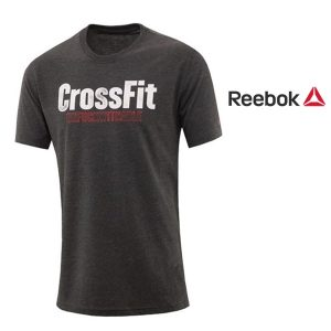 Reebok® T-Shirt Crossfit Graphic