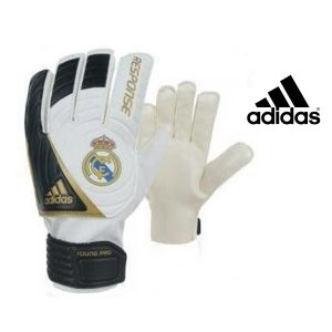 Adidas® Luvas Guarda-Redes Response Real Madrid Junior