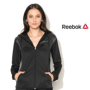 Reebok® Casaco Ts Stretch Poly
