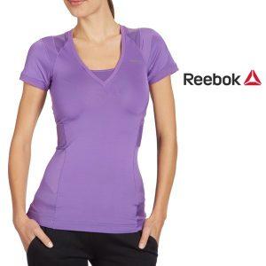 Reebok® T-Shirt Easytone Playdry