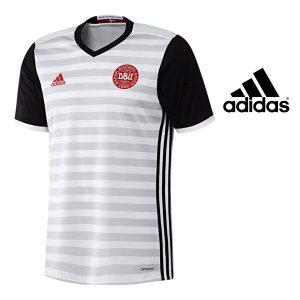 Adidas® Camisola Denmark Oficial Away Kit | Tecnologia Climacool®