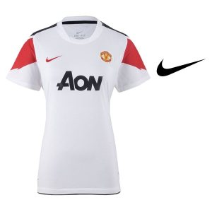 Nike® Camisola Manchester United Oficial Women | Tecnologia Dri-Fit