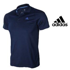 Adidas® Polo Base Plain Navy | Tecnologia Climalite®