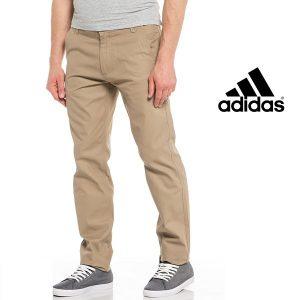 Adidas® Calças Slim Chinos | 100% Algodão