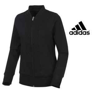 Adidas® Casaco Advance Quilted Bomber Golf