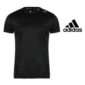 Adidas® T-Shirt Response Running Black | Tecnologia Climalite®
