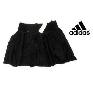 Adidas® Saia Calção Slvr Pleat Black