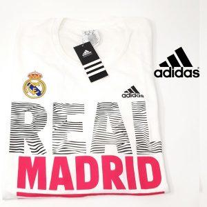 Adidas® T-Shirt Real Madrid | 100% Algodão