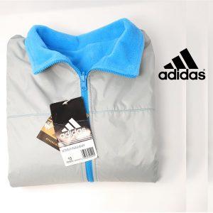 Adidas® Casaco Reversível Batton Grey | Blue