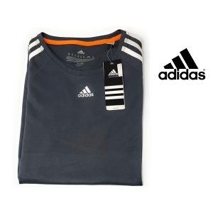 Adidas® T-Shirt Essentials Grey | Tecnologia Climalite®