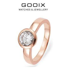 Anel Gooix® Prata 925 | 945-00001-520 | Tamanho 12