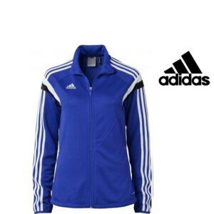 Adidas® Performance Women Blue Training Jacket | Climacool® Technology