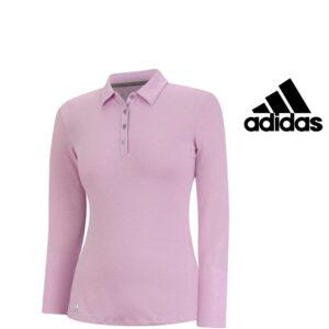Adidas® Climalite Essentials Golf Pink