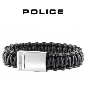 Pulseira Police® PJ25687BLB.01-L | 21cm
