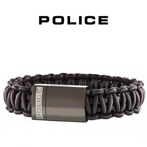 Pulseira Police® PJ25687BLC.02-L | 21cm