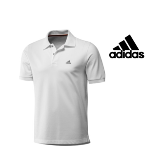 Adidas® Polo Essentials White | Tecnologia Climalite®