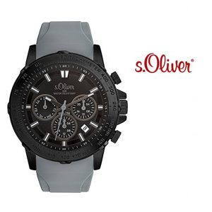 Relógio S.Oliver® SO-3490-PM