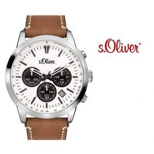 Relógio S.Oliver® SO-3335-LC