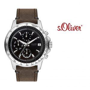 Relógio S.Oliver® SO-3487-LM