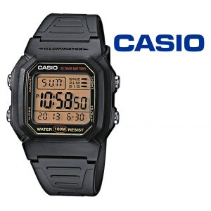 Relógio Casio® W-800HG-9A