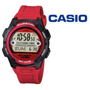 Relógio Casio® W-756-4A